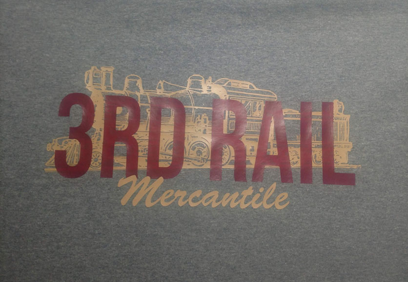 3rd rail mercantile shirt