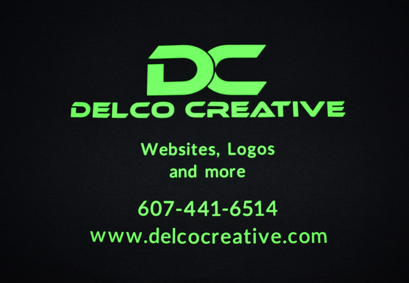 delco creative shirt