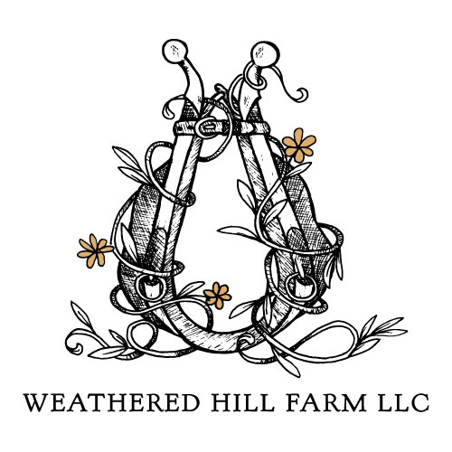 Weathered Hill Farm Logo